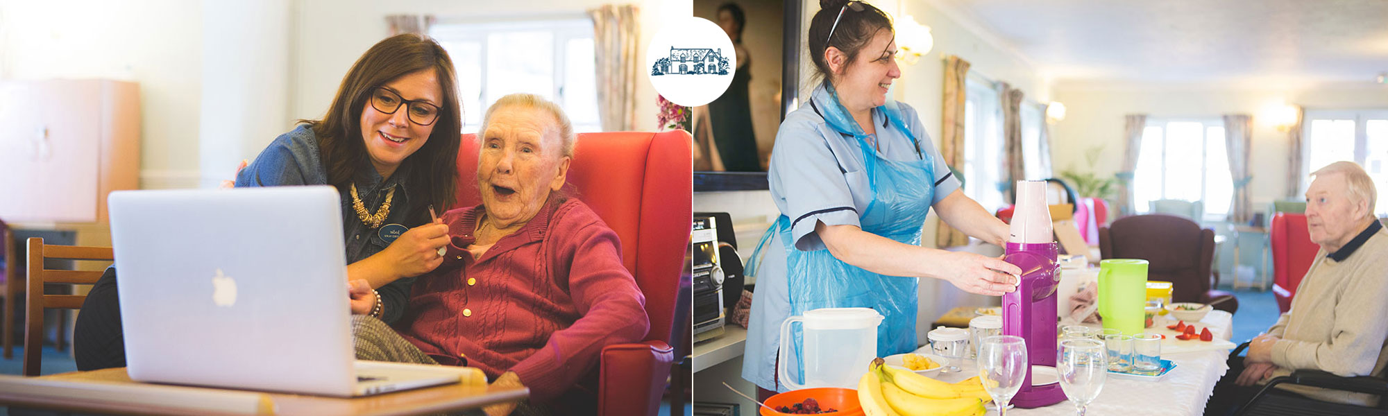 A CARE HOME THAT PROVIDES A HOLISTIC APPROACH