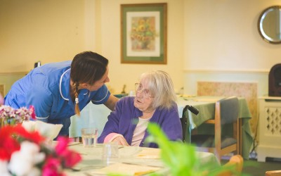 How to support your loved one when they move into a care home