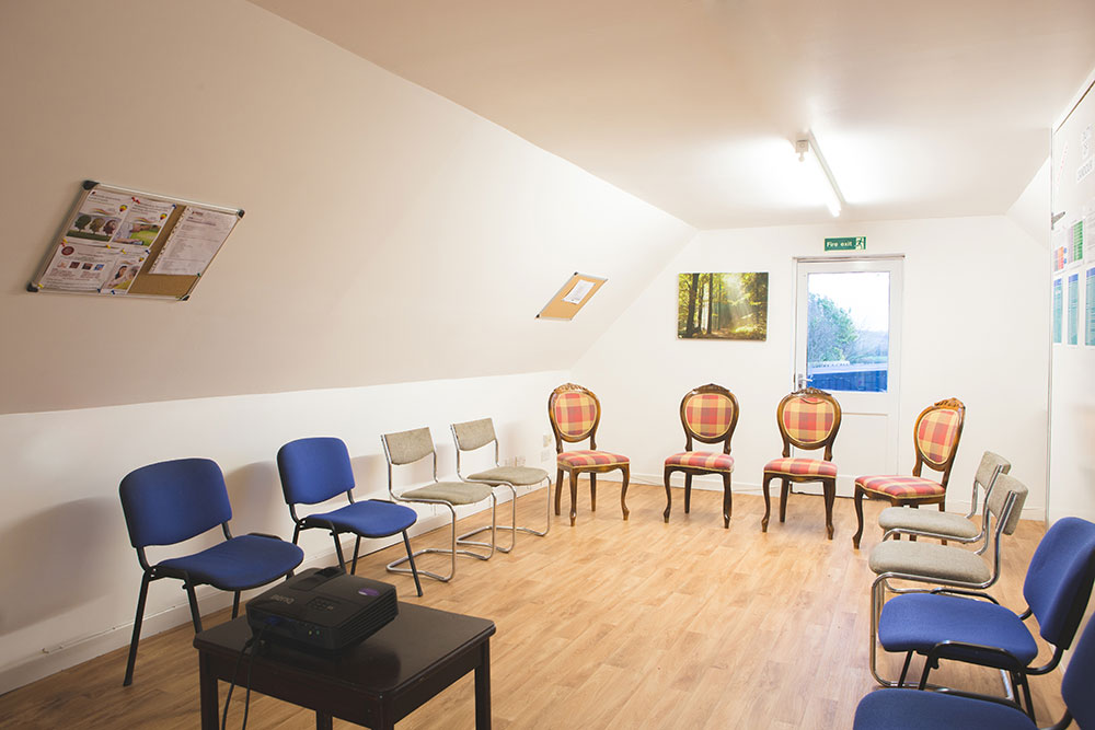 Training Room at Goat Acre Manor Care Centre