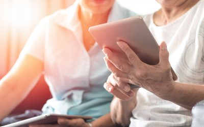 Why you should encourage your loved one to use technology